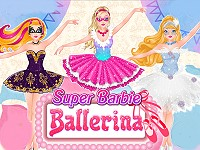 Super Barbie Ballerina