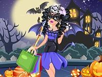 Halloween Shopping Spree