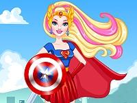 Super Hero Charm