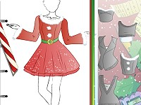 Fashion Studio - Christmas Outfit