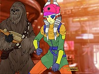 Star Wars Character Creator