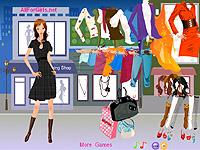 Hot Fashion Shopping Girls