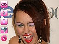 Customize Miley Cyrus