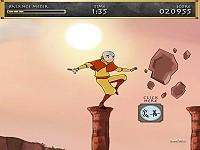 Avatar: The Last Air Bender – Aang On