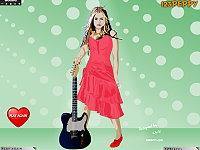 Peppy's Avril Lavigne Dress Up
