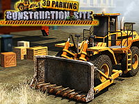 3D Parking Construction Site