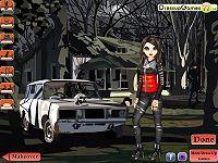 Gothic Girl Fashion