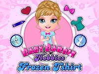 Baby Barbie Hobbies Frozen Tshirt