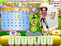 Magic Mirror: Who Are You Today?
