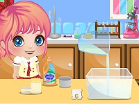 Baby Alice Science Project