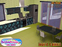 3D Kitchen Decor
