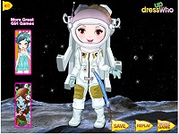 Astronaut Girl 2