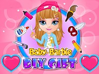 Baby Barbie DIY Gift