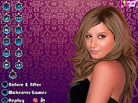 Ashley Tisdale Makeover Time