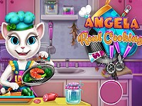Angela Real Cooking