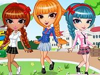 Cutie Trend-School Girl Group