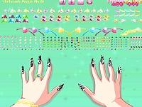 Airbrush Magic Nails