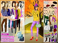 Autumn in the Park Dress Up
