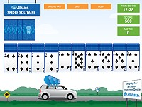 Allstate Spider Solitaire