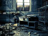 Abandoned Hospital RED