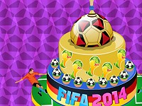 2014 FIFA World Cup Cake