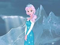 Frozen Elsa Dressup