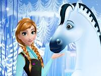 Anna's Royal Horse