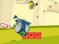 Angry Birds – Pig Naughty Magic World