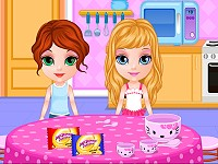 Baby Barbie Slumber Party