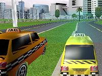 3D Taxi Racing 2