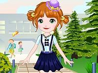 Princess Sofia Back To School