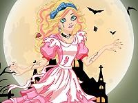 Zombie Alice Dress Up