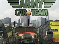 Army Car Team