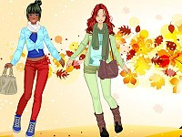 Autumn Fashion with BFF