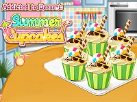 Addicted to Dessert: Summer Cupcakes