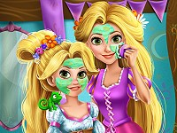 Rapunzel Mommy Real Fun Makeover
