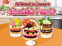Addicted to Dessert: English Trifle