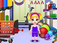Baby Madison Gym