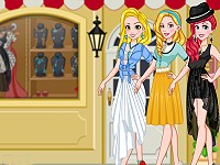 Fashion Boutique Disney Princess