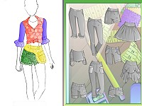 Fashion Studio - Gardening Outfit