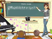 Music Teacher Fashion Styling