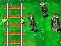 Angrybirds VS Zombies