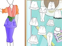 Fashion Studio - Farm Dress