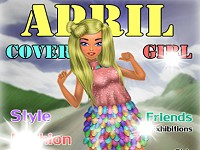 April Cover Girl 2