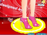 Fashion High Heel