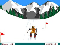 Alpine Skiing: SQRL Style