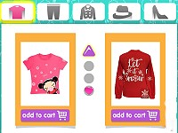 Online Shopping: Winter Coat