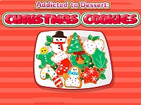 Addicted To Dessert: Christmas Cookies