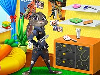 Judy Hopps Gets Into Police Trouble