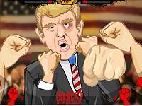 Epic Celeb Brawl Punch the Trump